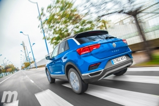 Fotos Volkswagen T-Roc Advanced Style - Foto 3