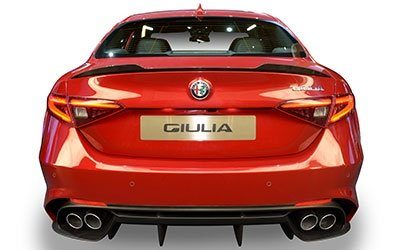 Alfa Romeo Giulia Giulia 2.0 Gasolina 147kW (200CV)  AT (2019)
