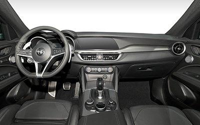 Alfa Romeo Stelvio Stelvio Quadrifoglio 2.9 Gasolina 375kW (510CV) Quadrifogl Q4 (2020)