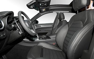 Alfa Romeo Stelvio Stelvio Quadrifoglio 2.9 Gasolina 375kW (510CV) Quadrifogl Q4 (2021)