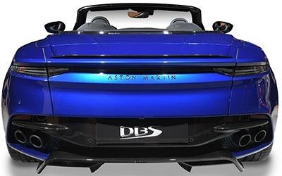 Aston Martin DBS Superleggera DBS Superleggera 5.2 V12 Volante (2020)
