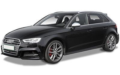 Audi A3 A3 S3  Sportback TFSI 228kW quattro S tronic (2022)