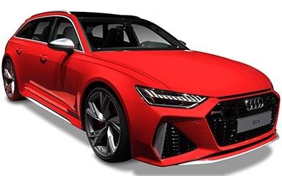 Audi A6 A6 RS 6 Avant  TFSI quattro (2021)