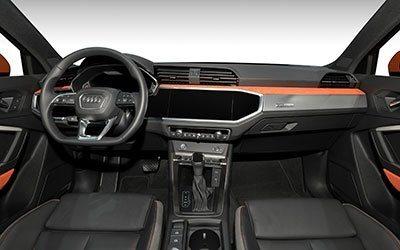 Audi Q3 Q3 RS  2.5 TFSI quattro (2021)