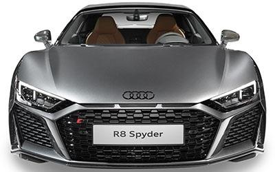 Audi R8 R8 Spyder  V10 FSI 397kW rwd S tronic (2020)