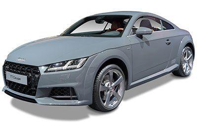 Audi TT TTS S Coupé TFSI 225 kW quattro S tronic (2021)