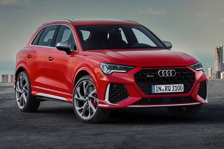 Imagen del Audi Q3 RS