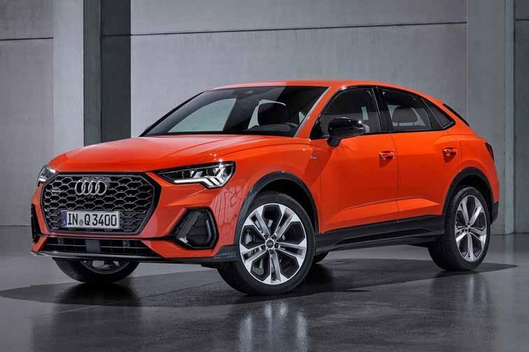 Imagen del Audi Q3 Sportback