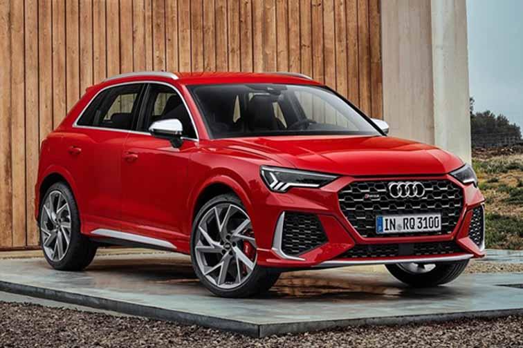 Imagen del Audi Q3