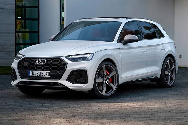 Imagen del Audi SQ5