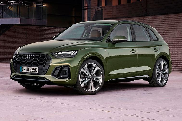 Imagen del Audi Q5