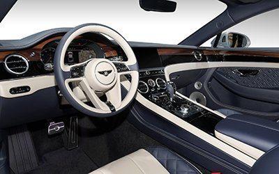 Bentley Continental GT Continental GT GT V8 Coupé (2021)