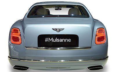 Bentley Mulsanne Mulsanne  (2020)