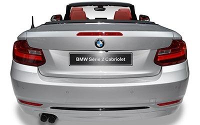 BMW Serie 2 Serie 2 Cabrio 220iA (2021)