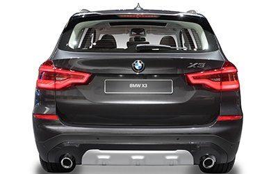 BMW X3 X3 sDrive18d (2020)