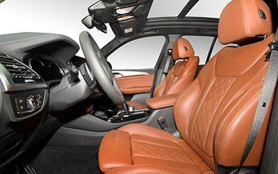 BMW X3 X3 sDrive18d (2021)