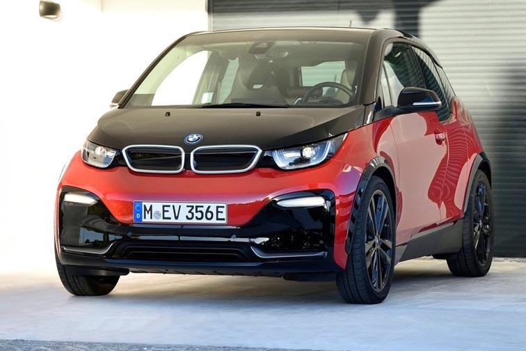Imagen del BMW i3 S