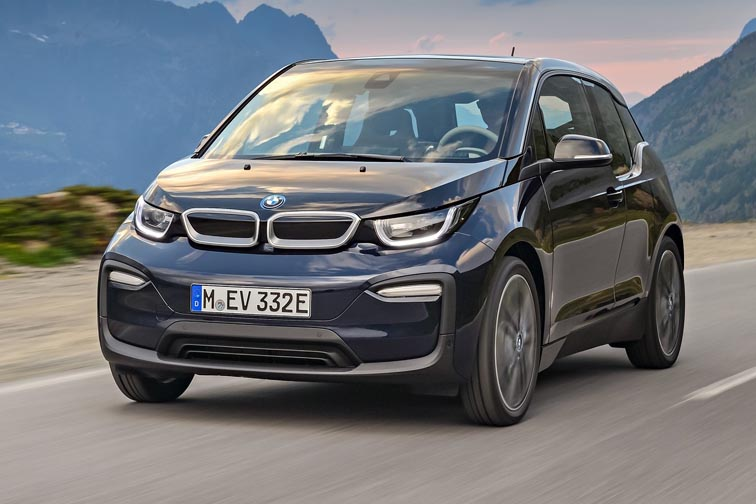 Imagen del BMW i3