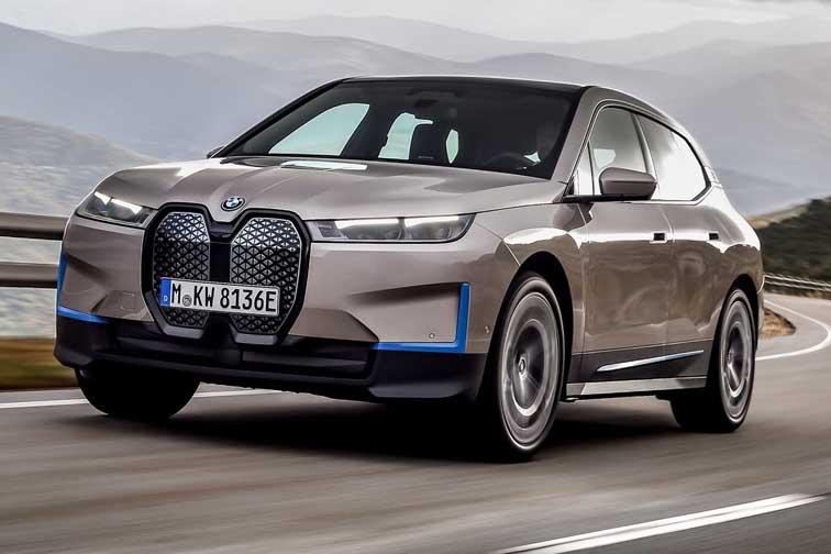 Imagen del BMW iX