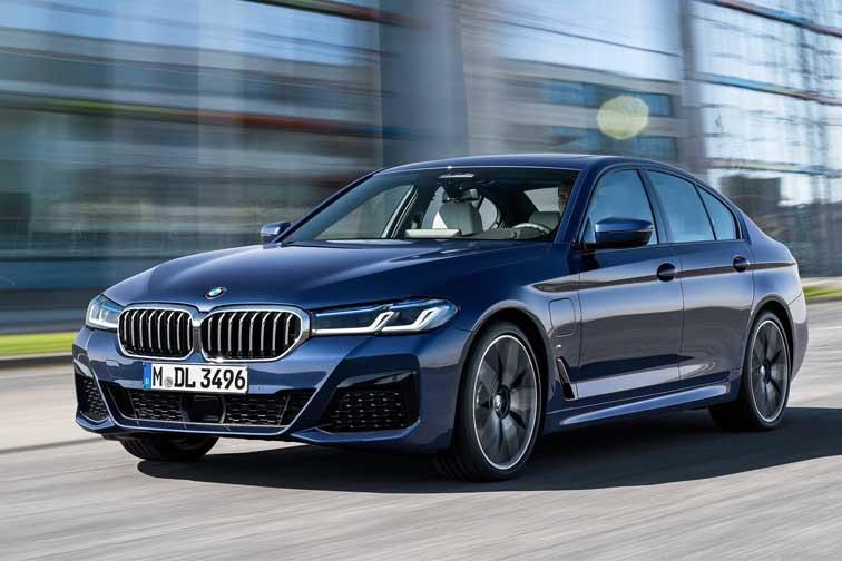 Imagen del BMW Serie 5