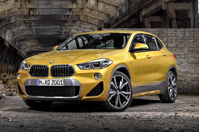Imagen del BMW X2
