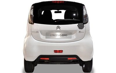 Citroën C-Zero C-Zero Seduction (2016)