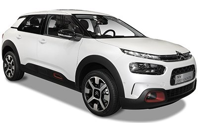 Citroën C4 Cactus C4 Cactus PureTech 110 S&S C-Series (2020)