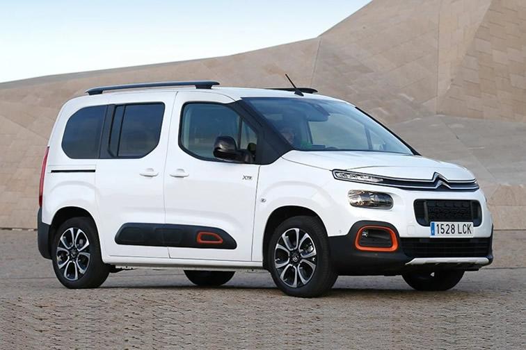 Imagen del Citroën Berlingo Talla M