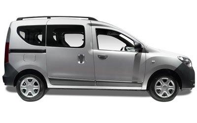 Dacia Dokker Dokker 4 puertas Access 1.3 TCe 75kW (100CV) GPF SS (2018)