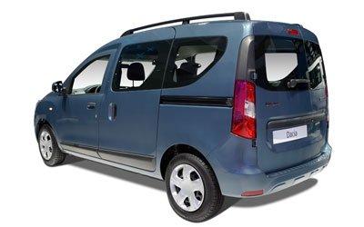Dacia Dokker Dokker 5 puertas Stepway Essential 1.3 TCe 75kW GPF SS (2018)