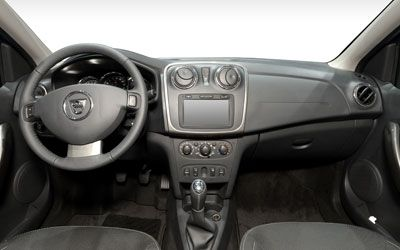 Dacia Logan Logan Berlina Ambiance 1.2 75 EU6 (2012)
