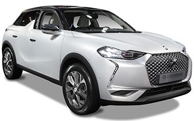 DS 3 Crossback DS 3 Crossback PureTech 73 kW Manual BE CHIC
