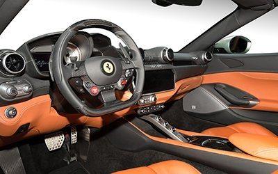 Ferrari Portofino Portofino T V8 DCT 2+2 plazas (2018)
