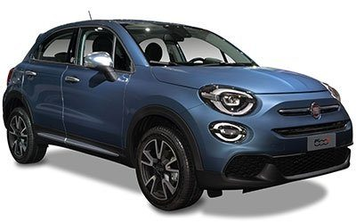 Fiat 500X 500X City Cross 1,0 Firefly T3 88KW S&S (2020)