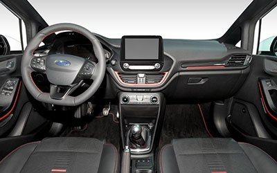Ford Fiesta Fiesta Active 1.0 EcoBoost 74kW  S/S 5p