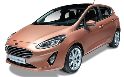 Ford Fiesta Fiesta 5 puertas 1.1 Ti-VCT 63kW Trend 5p