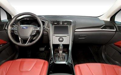 Ford Mondeo Mondeo 5 puertas 2.0 TDCi 88kW (120CV) Trend