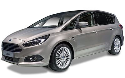 Ford S-MAX S-MAX 2.0 TDCi Panther 110kW Trend