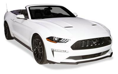 Ford Mustang Mustang Convertible 2.3 EcoBoost 198kW  () (2020)