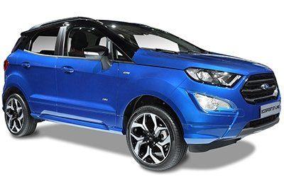 Ford EcoSport EcoSport 1.0T EcoBoost 73kW (100CV) S&S Trend (2020)