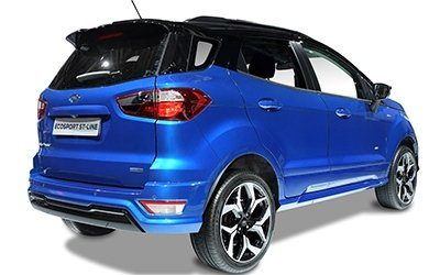 Ford EcoSport EcoSport 1.0T EcoBoost 73kW (100CV) S&S Trend (2021)