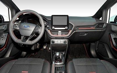 Ford Fiesta Fiesta 5 puertas 1.5 TDCi 63kW (85CV) Trend 5p (2020)