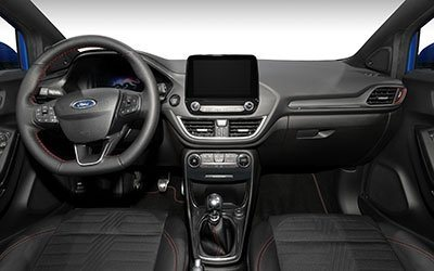 Ford Puma Puma 1.0 EcoBoost 92kW (125cv) Titanium (2020)