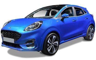 Actualizar revisión Parásito  Ford Puma: todos los precios, ofertas y versiones - Motor.es