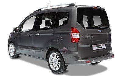 Ford Tourneo Courier Todos Los Precios Ofertas Y Versiones