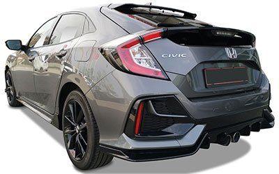 Honda Civic Civic Type R 2.0 I-VTEC TURBO TYPE R S (2021)