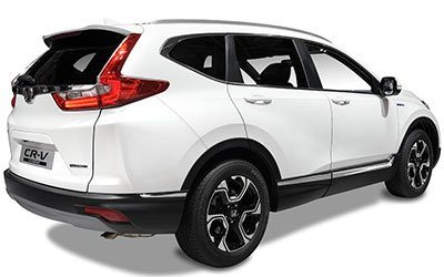 Honda CR-V CR-V 1.5 VTEC TURBO 4x2 COMFORT (2020)