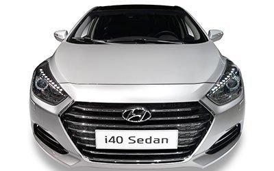 Hyundai i40 i40 Sedán 1.6 GDi Klass (2018)