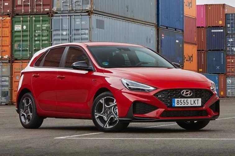 Imagen del Hyundai i30 5 puertas