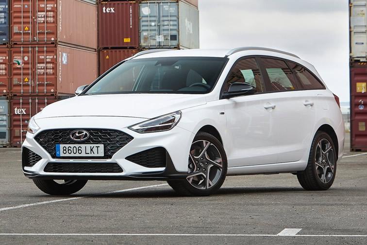 Imagen del Hyundai i30 CW